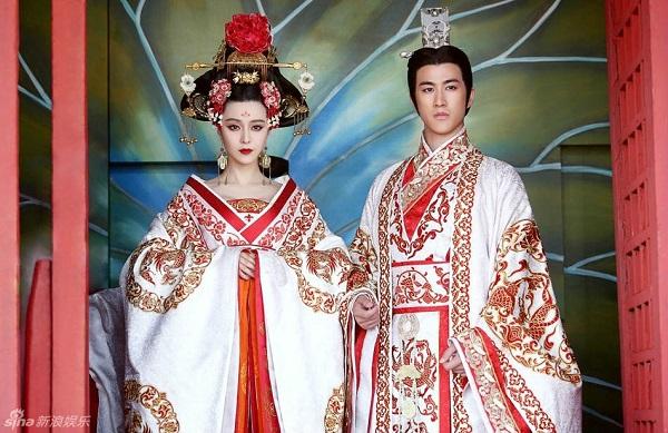 """""""Thắng Thiên Hạ"""" của Phạm Băng Băng sẽ là """"Võ Mị Nương"""" thứ hai? - Ảnh 10."""