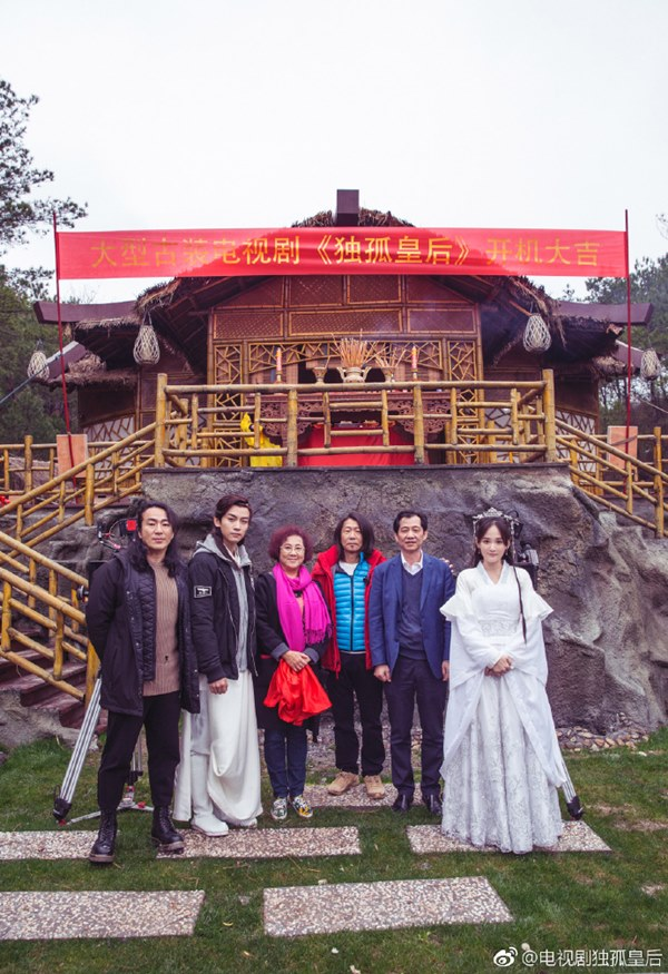 Đạo diễn Hoàng Tử Ếch hô biến Trần Kiều Ân thành thiếu nữ vui vẻ - Ảnh 12.