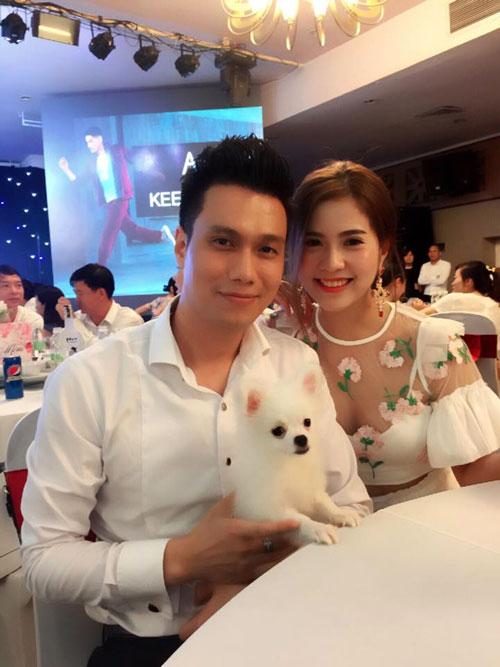 Bà xã xinh như hot girl của diễn viên Việt Anh: Sống chung 5 năm, đã sinh con nhưng vẫn chưa đám cưới - Ảnh 13.