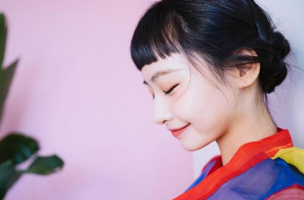 Để tóc Bok Joo, ảnh nào cũng cười híp hết cả mắt - ngắm cô bạn Hàn Quốc này thấy vui ghê! - Ảnh 14.