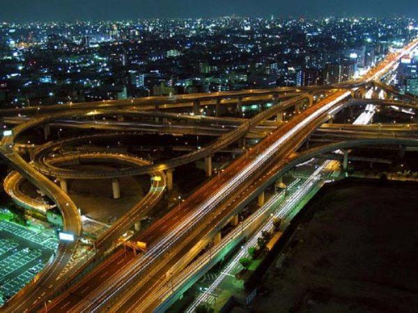 Không phải photoshop đâu, đây chính là công trình giao thông thứ thiệt tại Nhật Bản đấy - Ảnh 9.