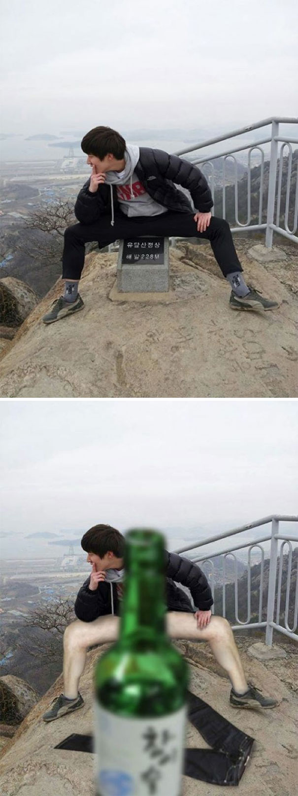 Các thánh photoshop Hàn Quốc ra tay hiệp nghĩa sửa ảnh hộ và cái kết bựa đừng hỏi - Ảnh 17.