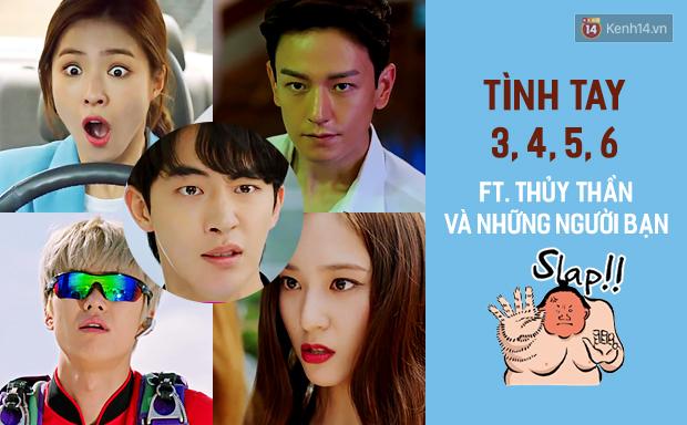 10 tình tiết tréo ngoe trong phim tình cảm Hàn khiến khán giả phát mệt - Ảnh 1.
