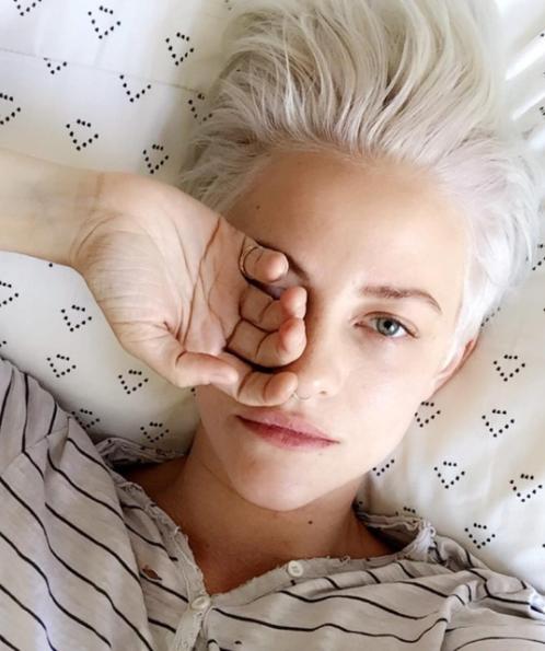 Vẻ ngoài không thể không mê của cô nàng tomboy hot nhất nhì Instagram - Ảnh 6.