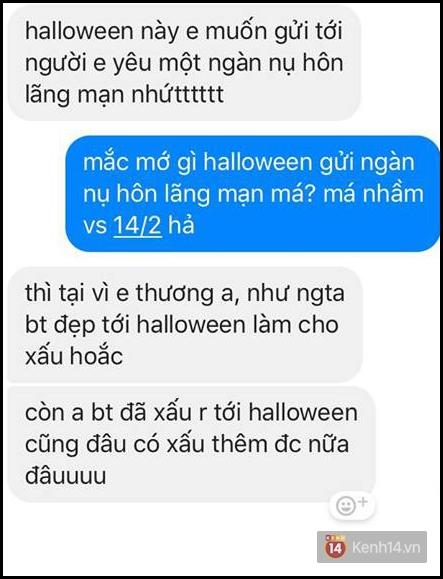 Có những người lầy lội như thế đấy: Troll người yêu 365 ngày không thương tiếc, ngay cả Halloween cũng không tha! - Ảnh 18.