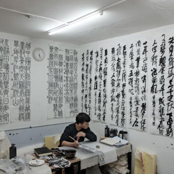 Cuộc sống bên trong thế giới ngầm tại Bắc Kinh - Ảnh 11.