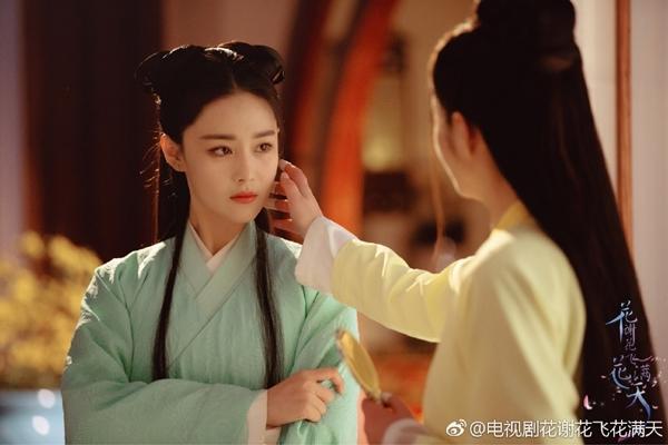 """Sốc với tạo hình già nua của """"mỹ nhân vạn người mê"""" Trương Hinh Dư trong phim mới - Ảnh 10."""