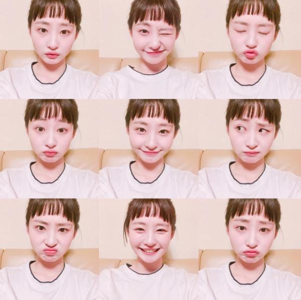 Để tóc Bok Joo, ảnh nào cũng cười híp hết cả mắt - ngắm cô bạn Hàn Quốc này thấy vui ghê! - Ảnh 15.