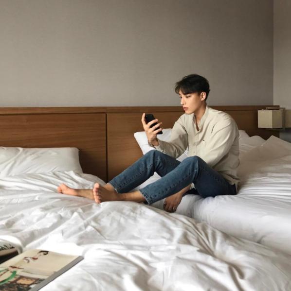 3 từ chính xác nhất để mô tả về chàng trai Hàn Quốc này? Rất đẹp trai! - Ảnh 15.