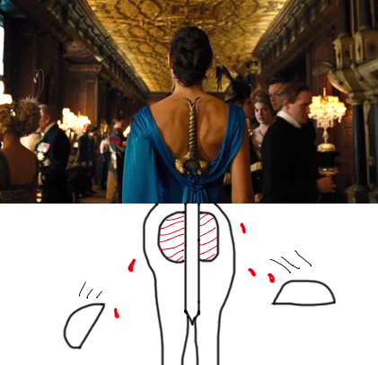Câu trả lời cho thanh kiếm bí ẩn trong Wonder Woman - Ảnh 10.