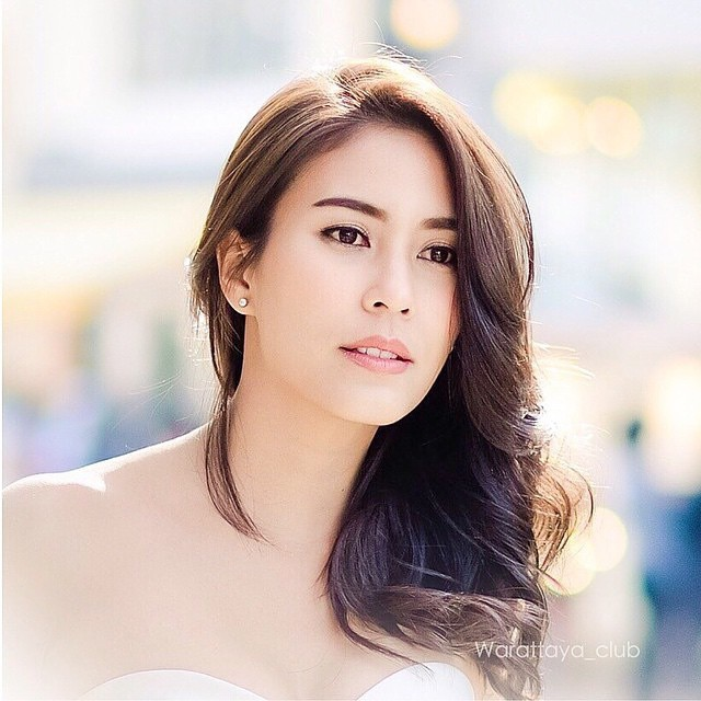 Đọ mặt mộc 100% của loạt mỹ nhân hàng đầu showbiz Thái: Có khi còn đẹp hơn cả trang điểm - Ảnh 35.