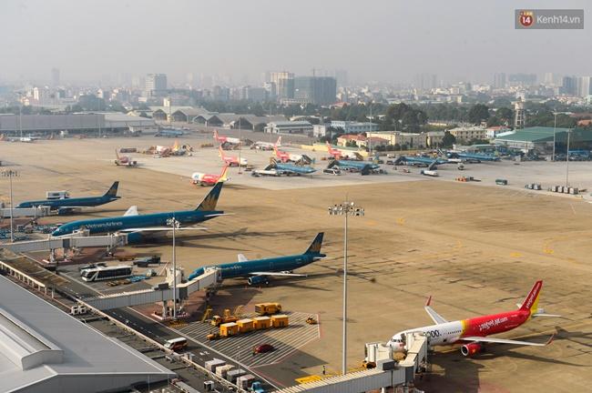 Check in lưu động, phân loại hàng khách làm thủ tục để giảm ùn tắc đường hàng không - ảnh 11