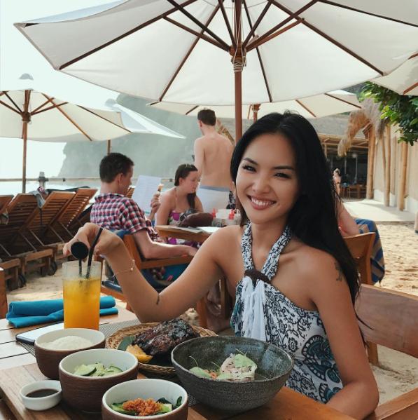 Ngắm cô gái Hàn Quốc nóng bỏng sinh ra để mặc bikini: Mùa hè muốn dài bao lâu cũng được! - Ảnh 17.