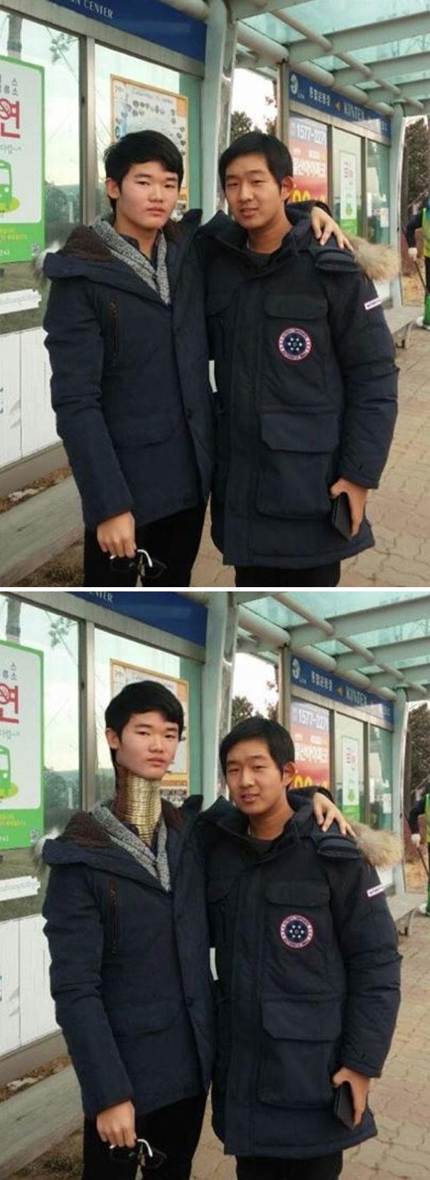Các thánh photoshop Hàn Quốc ra tay hiệp nghĩa sửa ảnh hộ và cái kết bựa đừng hỏi - Ảnh 21.