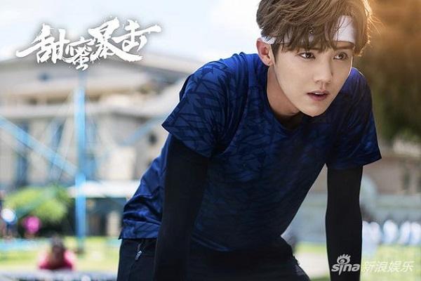 Luhan khiến khá nhiều người bất ngờ bởi vẻ ngoài có phần nam tính hơn