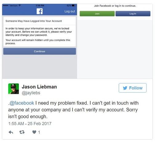 """Facebook và Google đồng loạt gặp sự cố, """"kick"""" nhiều người dùng ra khỏi dịch vụ"""