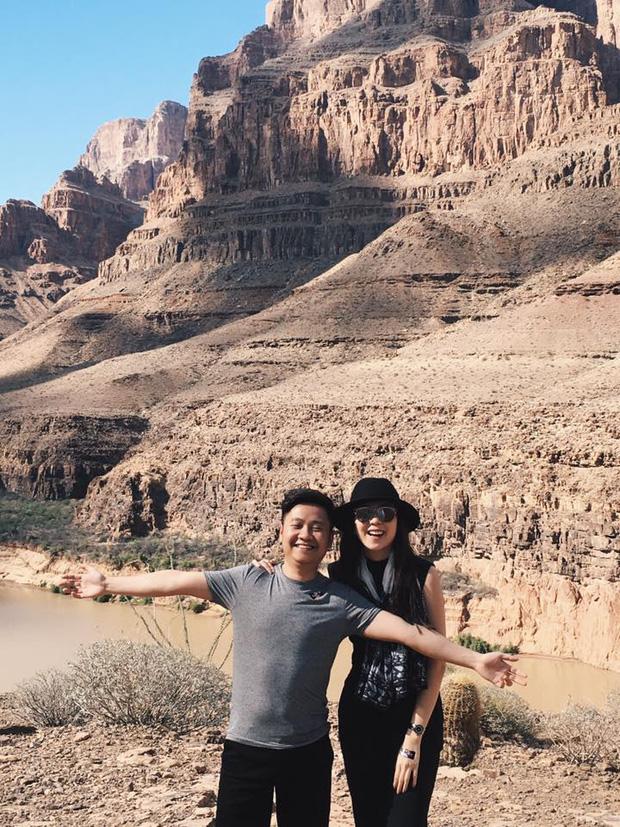 Lấy chồng mà hạnh phúc, suốt ngày đi du lịch như Mai Ngọc thì ai chả thích! - Ảnh 1.