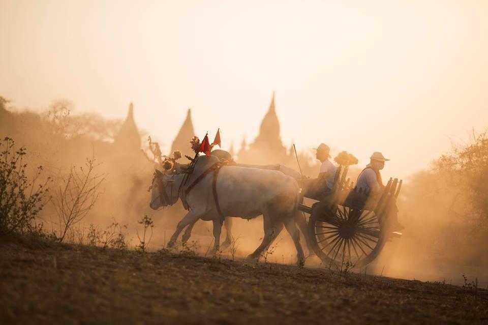 Đuổi theo ánh mặt trời tại Myanmar - Ảnh 3.
