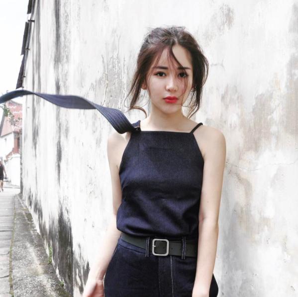 Hot girl số 1 Malaysia có khác, ăn gì mà mặt xinh - dáng chuẩn quá trời! - Ảnh 17.