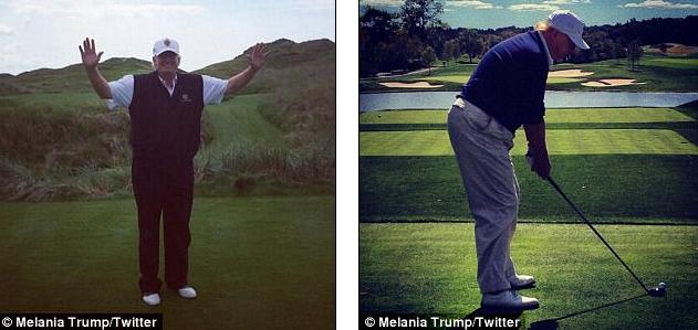 Trước khi trở thành Đệ nhất phu nhân Mỹ, đây là những gì mà bà Melania Trump chia sẻ trên Twitter cá nhân - Ảnh 13.