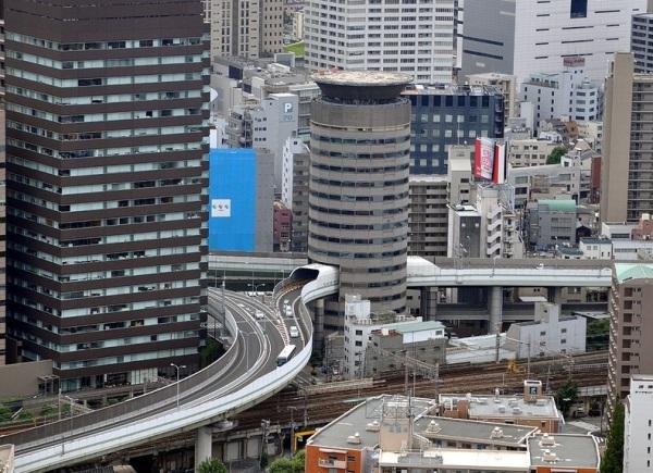 Không phải photoshop đâu, đây chính là công trình giao thông thứ thiệt tại Nhật Bản đấy - Ảnh 12.