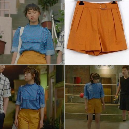 Kim Ji Won trong Đời Tôi Hạng Bét: Nhân viên bách hóa toàn diện đồ bình dân nhưng hứng lên cũng quất luôn bộ đồ 17 triệu đồng - Ảnh 17.