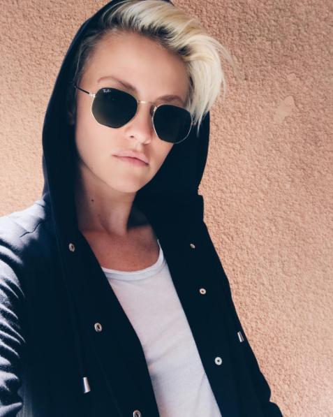 Vẻ ngoài không thể không mê của cô nàng tomboy hot nhất nhì Instagram - Ảnh 7.