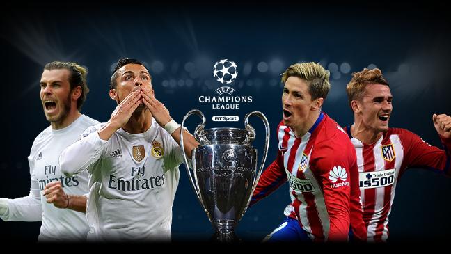 Real chạm trán Atletico ở bán kết Champions League - Ảnh 1.