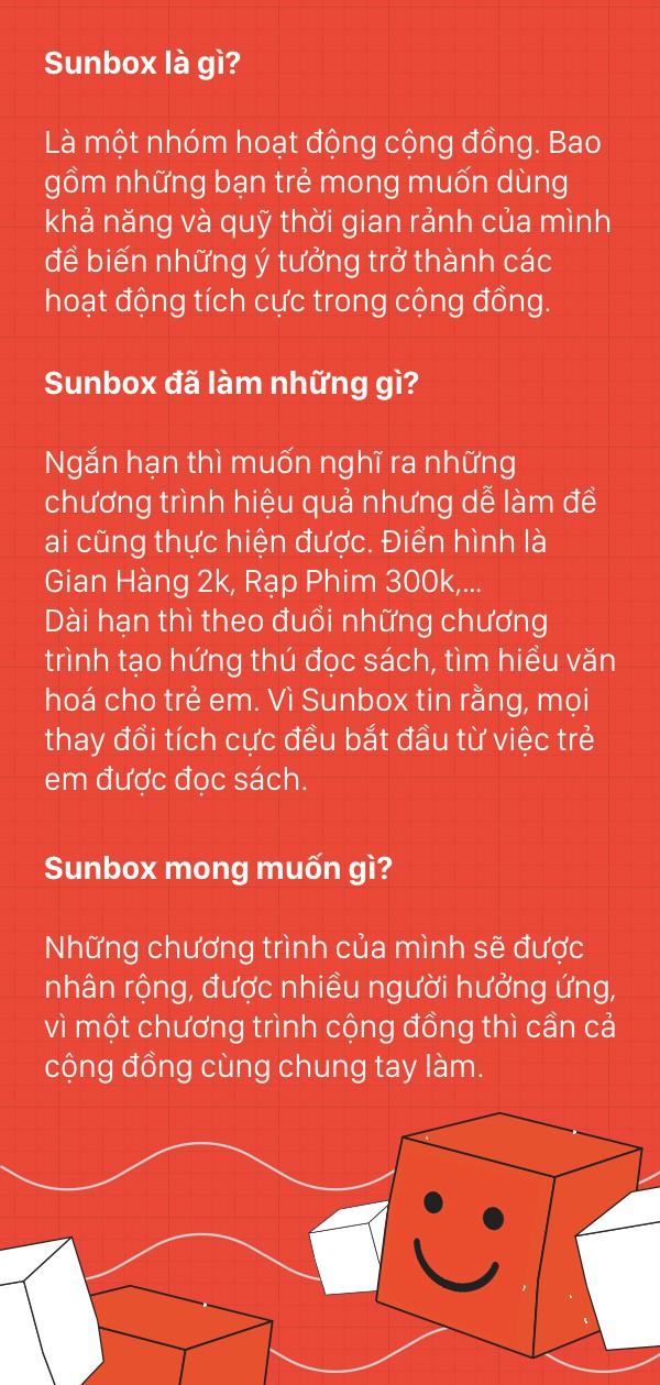Sunbox: Hành trình lên rừng xuống biển của những bạn trẻ thành thị để gieo yêu thương và tử tế - Ảnh 1.