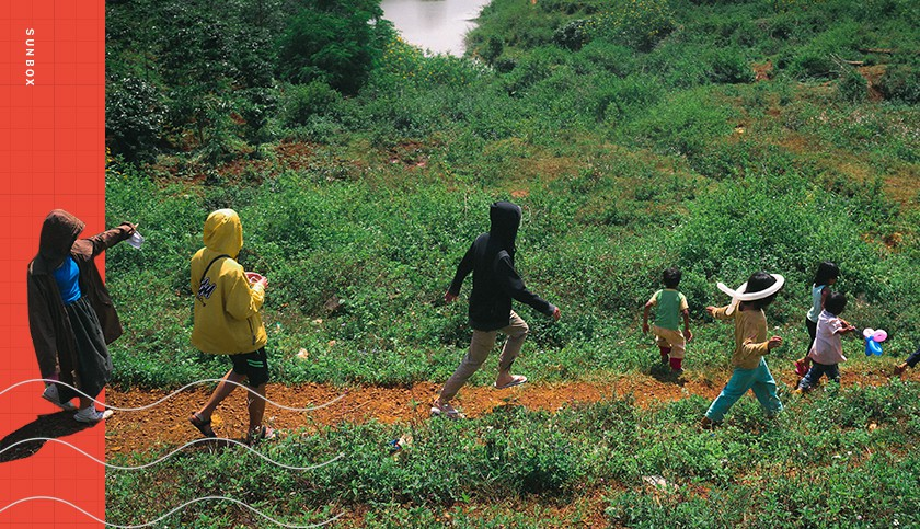 Sunbox: Hành trình lên rừng xuống biển của những bạn trẻ thành thị để gieo yêu thương và tử tế - Ảnh 4.