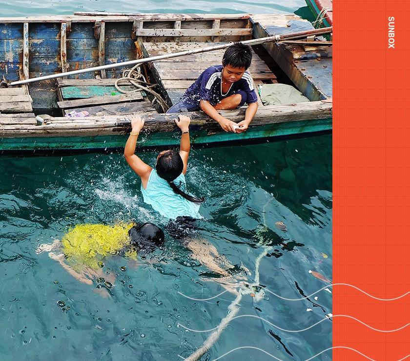 Sunbox: Hành trình lên rừng xuống biển của những bạn trẻ thành thị để gieo yêu thương và tử tế - Ảnh 6.