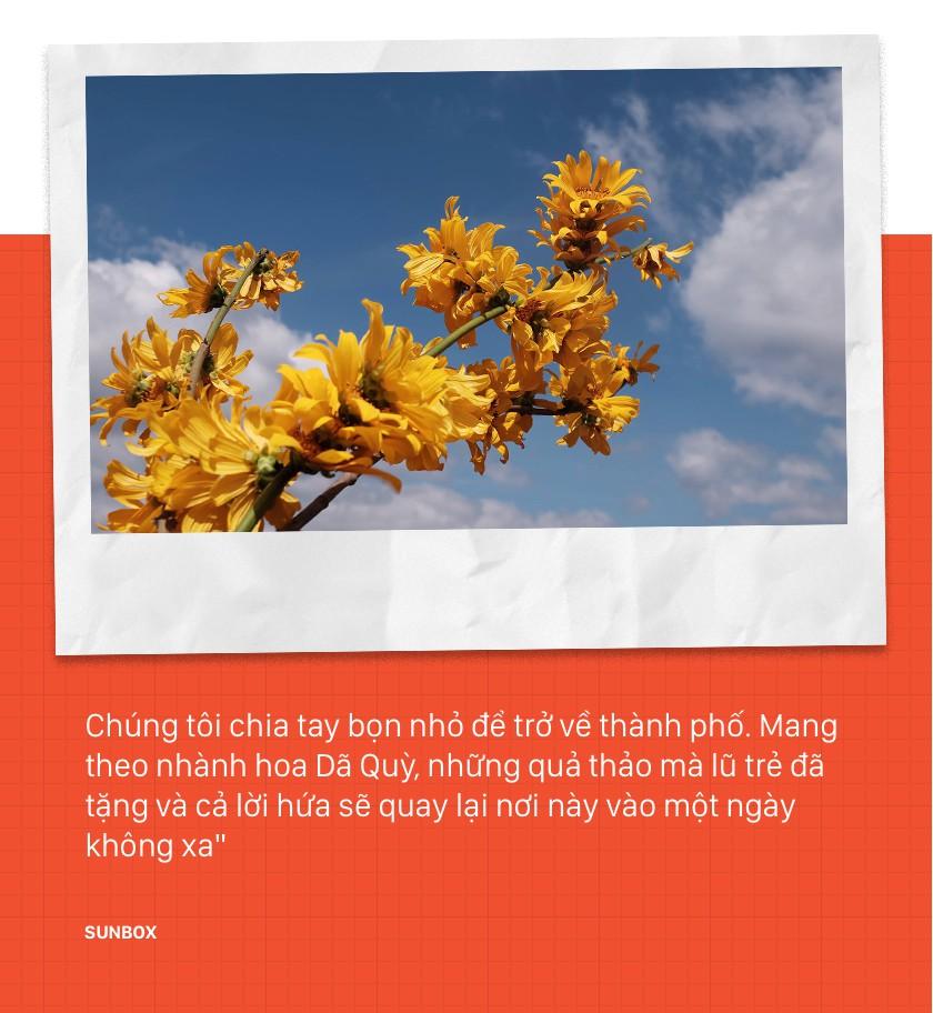 Sunbox: Hành trình lên rừng xuống biển của những bạn trẻ thành thị để gieo yêu thương và tử tế - Ảnh 10.