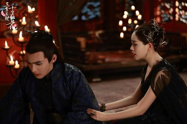 """""""Tam Sinh Tam Thế: Thập Lý Đào Hoa"""" – Bộ phim chuyển thể đầy cuốn hút đầu 2017 - Ảnh 15."""