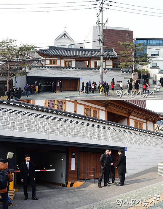 HOT: Ơn giời, nữ hoàng sắc đẹp Kim Tae Hee đã xuất hiện với váy ngắn trong đám cưới cực bí mật - Ảnh 5.