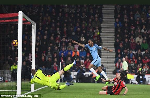Thắng trận thứ 4 liên tiếp, Man City chiếm ngôi nhì bảng