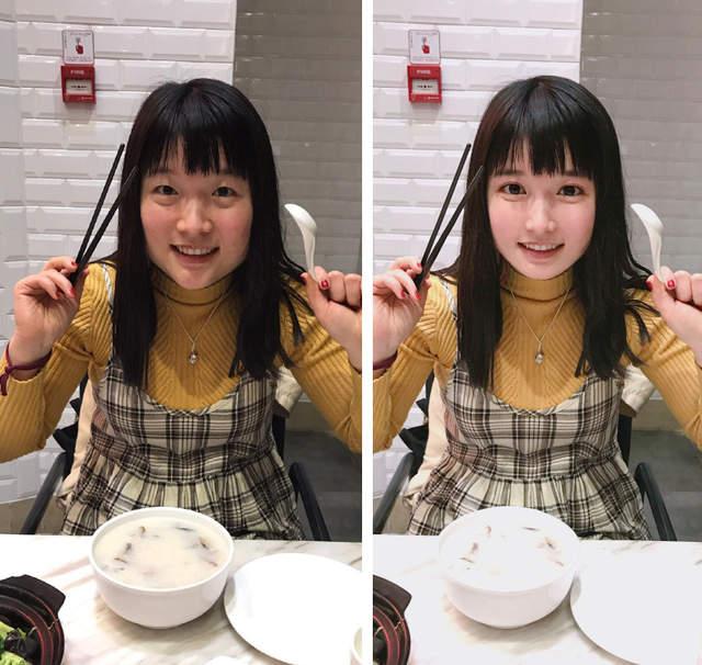 Loạt ảnh trước và sau photoshop của các cô gái xinh trên mạng: Không thể tin đây là cùng một người! - Ảnh 8.