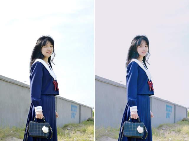 Loạt ảnh trước và sau photoshop của các cô gái xinh trên mạng: Không thể tin đây là cùng một người! - Ảnh 12.