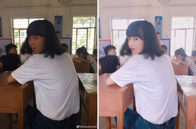 Loạt ảnh trước và sau photoshop của các cô gái xinh trên mạng: Không thể tin đây là cùng một người! - Ảnh 10.