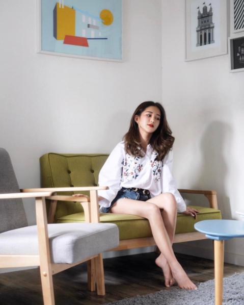 Hot girl số 1 Malaysia có khác, ăn gì mà mặt xinh - dáng chuẩn quá trời! - Ảnh 19.
