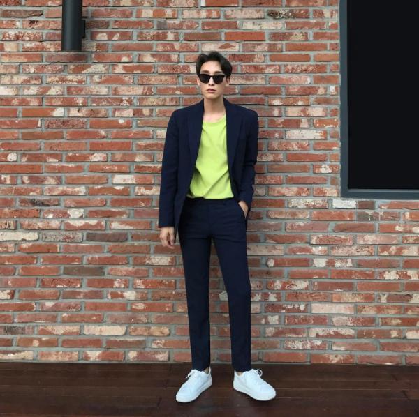 3 từ chính xác nhất để mô tả về chàng trai Hàn Quốc này? Rất đẹp trai! - Ảnh 3.