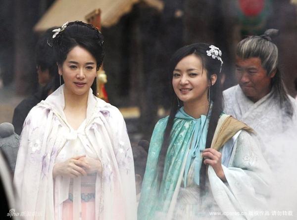 21 nàng Bạch Xà đẹp như mộng trên màn ảnh Châu Á qua năm tháng - Ảnh 15.
