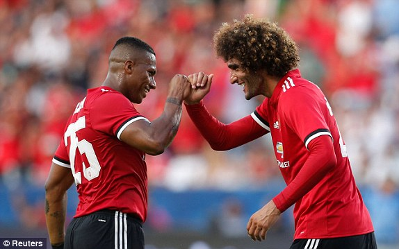 Man Utd đại thắng trong trận ra quân trên đất Mỹ - Ảnh 6.