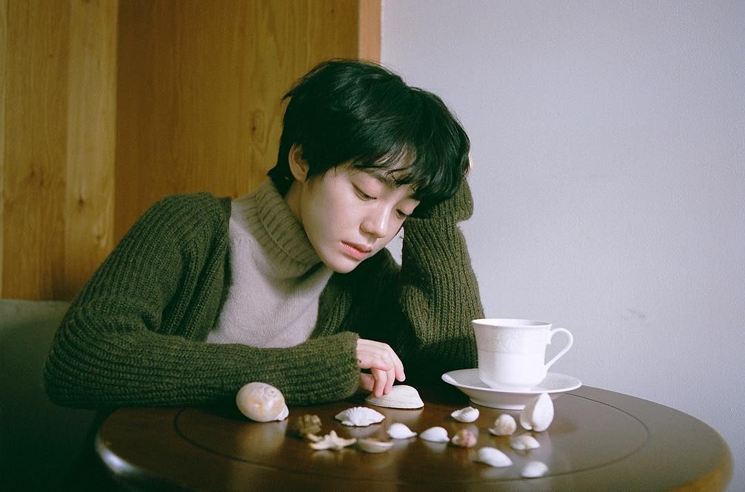 Đời sống: Cô bạn Hàn Quốc với nụ cười má lúm làm