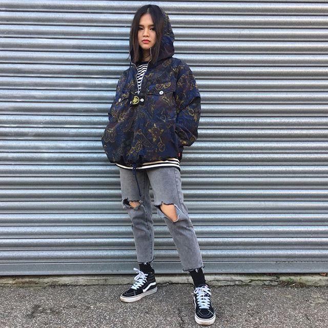Feifei - cô nàng 20 tuổi được bố mẹ cho hơn 200 triệu đồng/tháng chỉ để mua đồ streetwear - Ảnh 7.