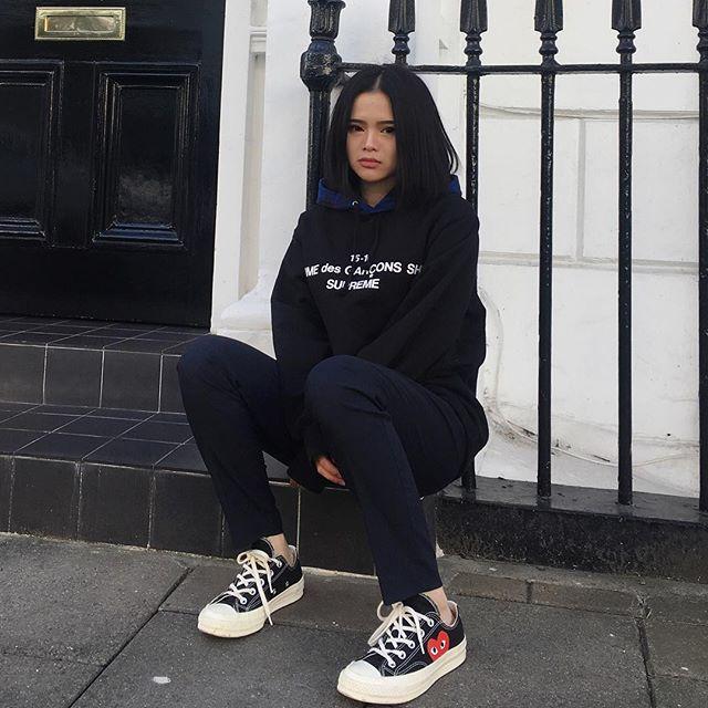 Feifei - cô nàng 20 tuổi được bố mẹ cho hơn 200 triệu đồng/tháng chỉ để mua đồ streetwear - Ảnh 13.