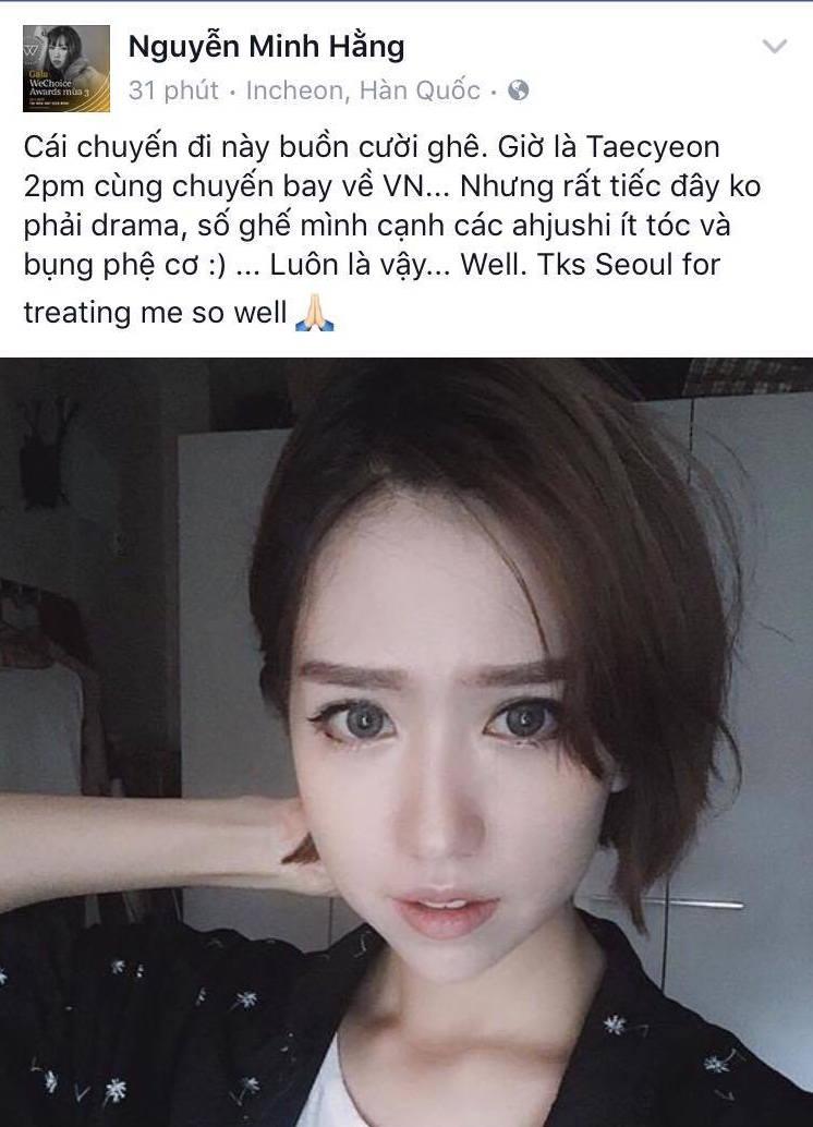 Taecyeon (2PM) sẽ có mặt tại Hà Nội lúc 1h30 phút chiều nay!