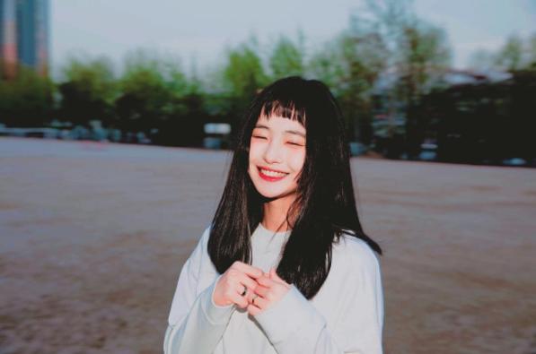 Để tóc Bok Joo, ảnh nào cũng cười híp hết cả mắt - ngắm cô bạn Hàn Quốc này thấy vui ghê! - Ảnh 12.