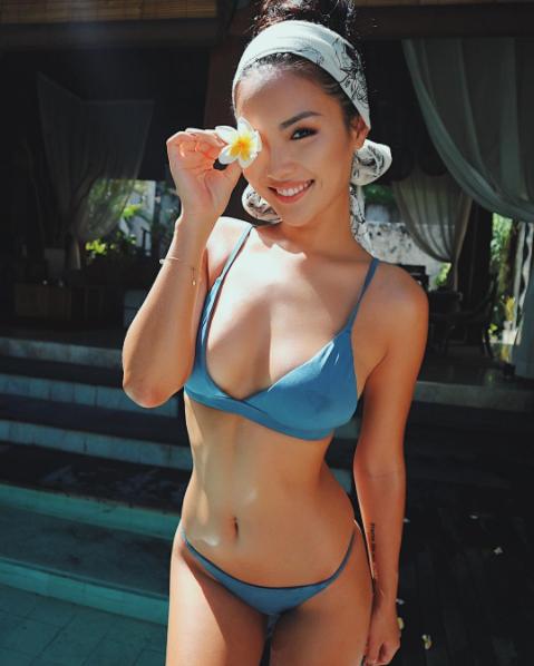Ngắm cô gái Hàn Quốc nóng bỏng sinh ra để mặc bikini: Mùa hè muốn dài bao lâu cũng được! - Ảnh 19.