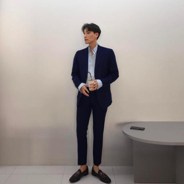 3 từ chính xác nhất để mô tả về chàng trai Hàn Quốc này? Rất đẹp trai! - Ảnh 4.