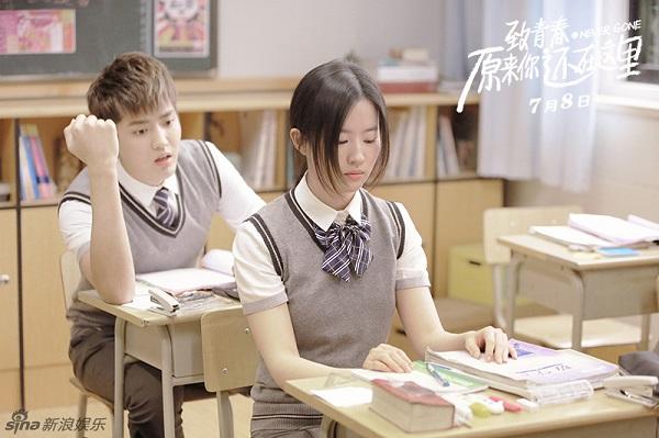 7 mối tình đầu đẹp thổn thức trên màn ảnh rộng Hoa Ngữ - Ảnh 16.